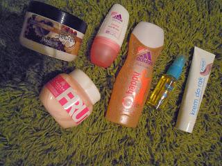 Zakupy kosmetyczne GRUDZIEŃ 2013
