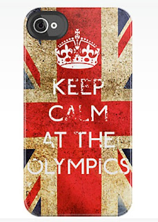 2012 Olympic phone covering