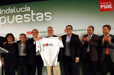 Presentación de la Candidatura Socialiesta de San Fernando