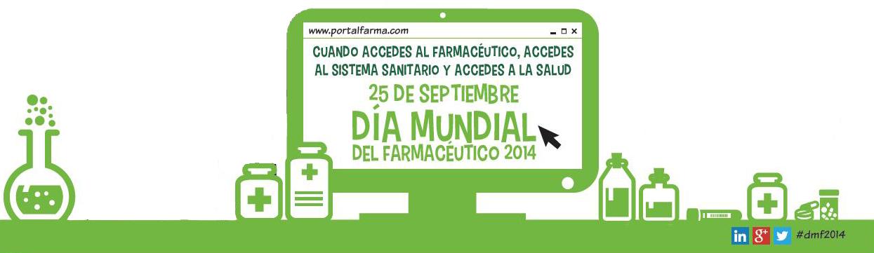 Acceder al farmacéutico es acceder a la salud #DíaMundialDelFarmacéutico