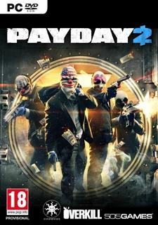 Payday 2 – PC Torrent Jogos Download (2013)