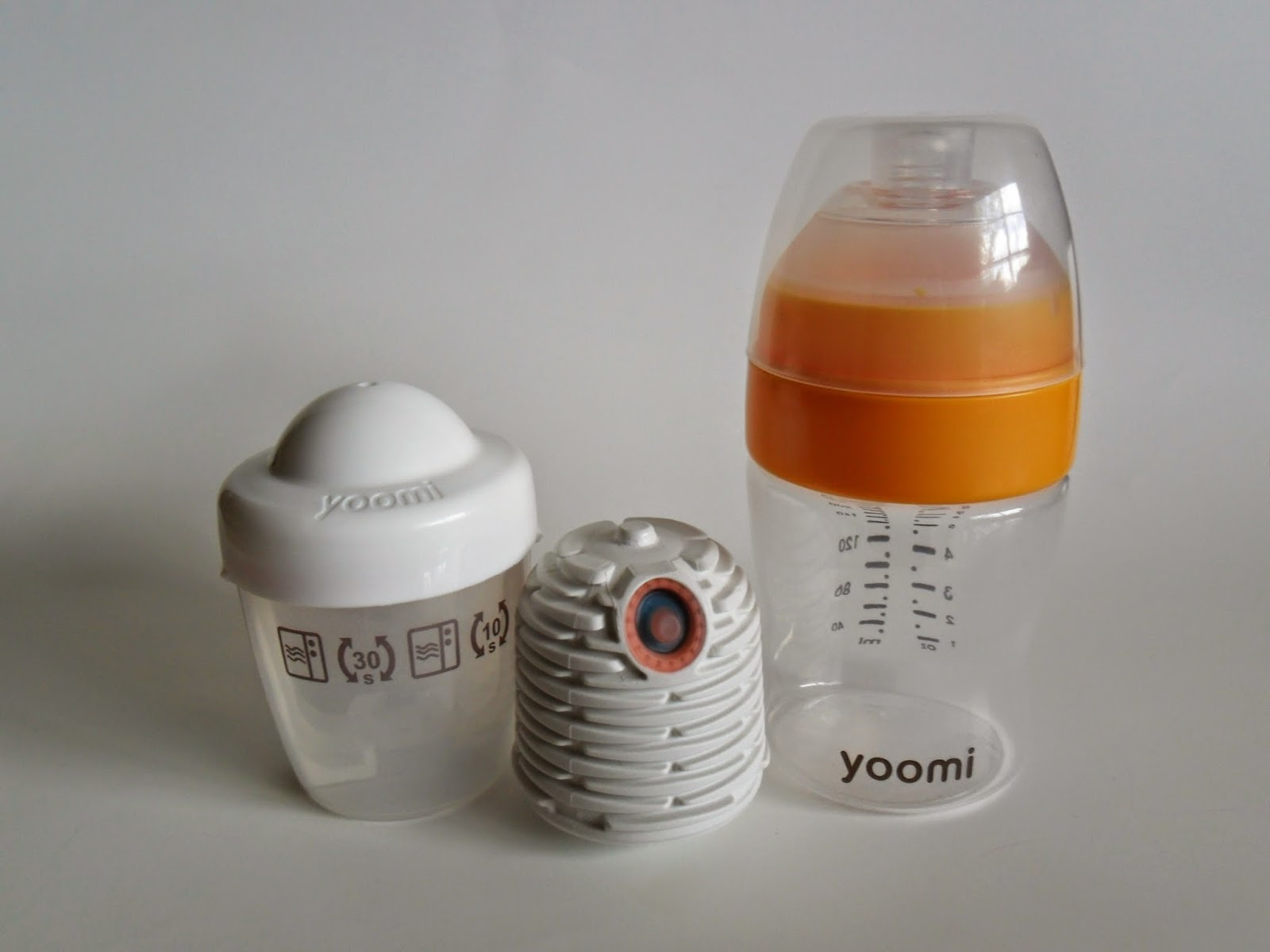 Yummy Yoomy Feeding System. Review  (Blu me away or Pink of me Event)