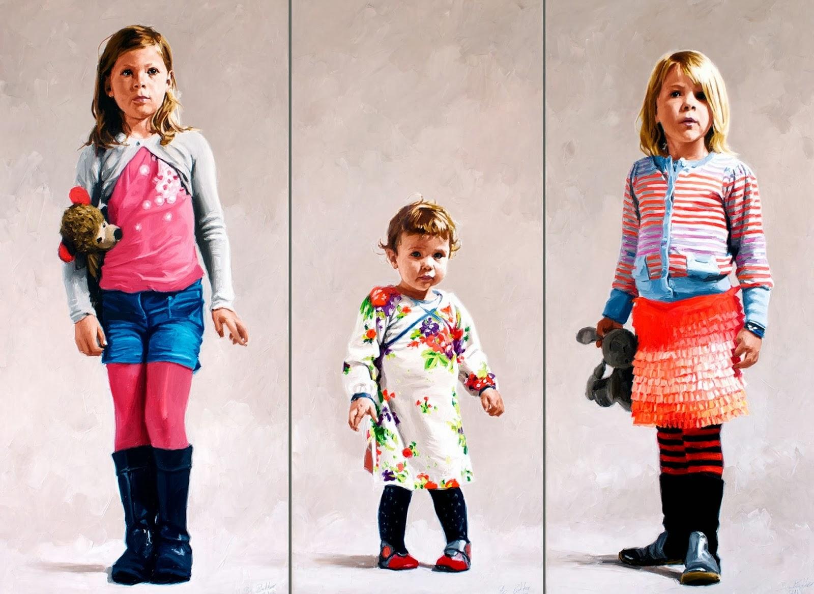 retratos-de-niñas-en-la-vida-cotidiana