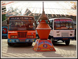 Bus Kasargod and Karnataka