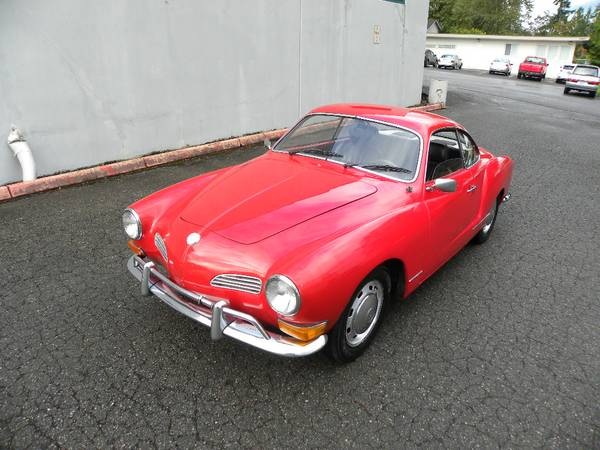 1971 volkswagen karmann ghia for sale buy classic volks. Black Bedroom Furniture Sets. Home Design Ideas