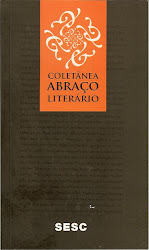 Coletânea Abraço literário - SESC