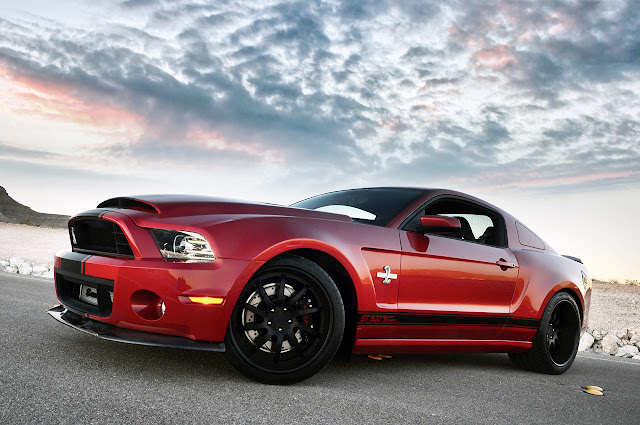 Ford Mustang Gt500 Super Snake