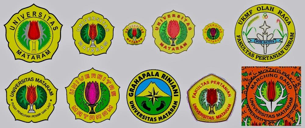 Gabungan Logo Universitas Mataram