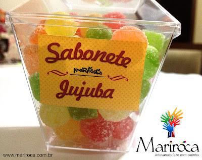 Sabonete Artesanal de Jujuba
