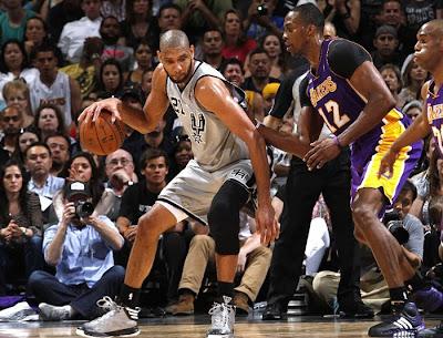 NBA 2K13 Tim Duncan Playoffs Look Cyberface Update