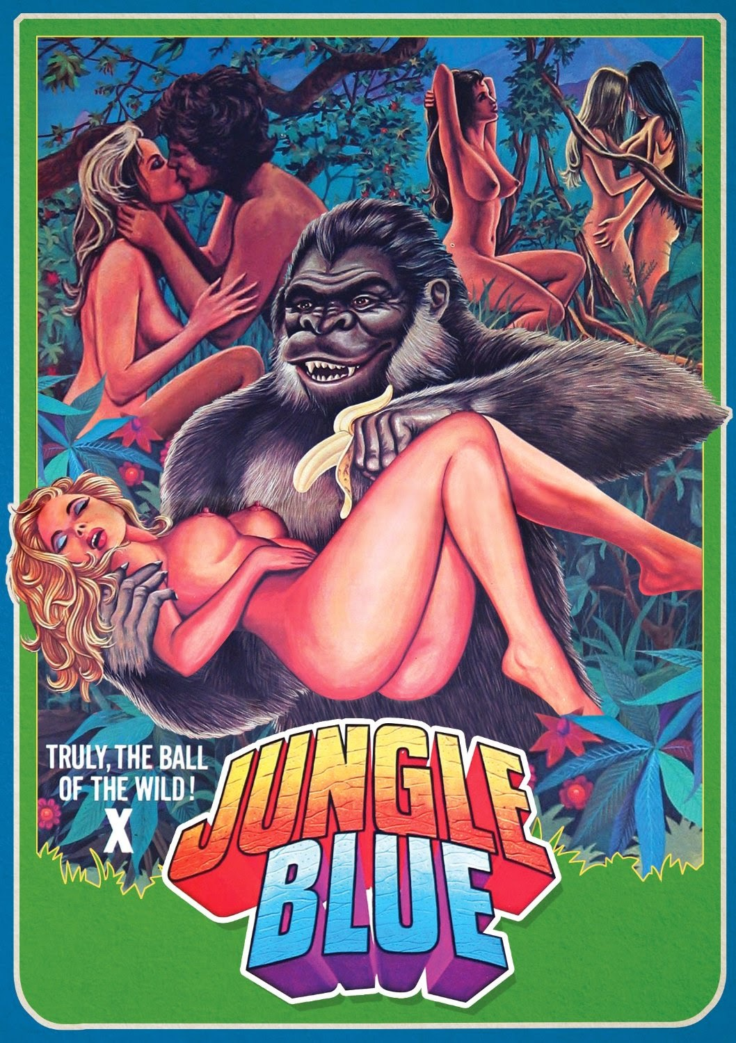 Porn blood jungle movie cartoon vids