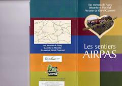 les plaquettes de sentiers AIRPAS