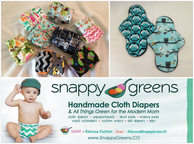 Snappy Greens - All things green for the modern mom