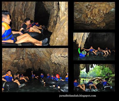 tubing gua pindul