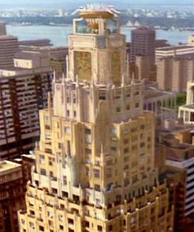 Brilliant Apartment Building Ghostbusters Neighbourhood Inside