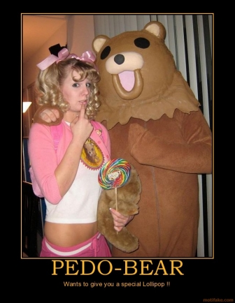 RU Young Girl Bear