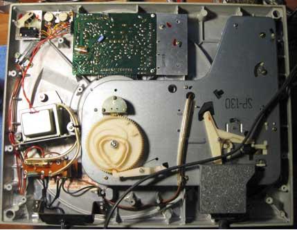 thrift store record report fixing unstable turntable speed rh recordreport blogspot com technics sl-q300 review technics sl-q300 service manual