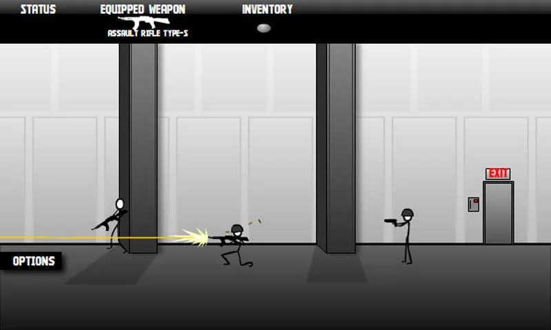 Stickman Kill Chamber v1.0 Apk for Android
