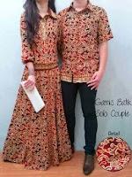 ZR270 Couple Rose Batik Solo SOLD OUT