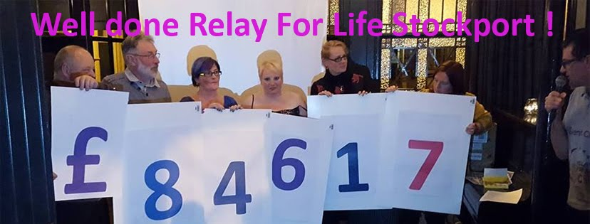 Relay For Life Stockport