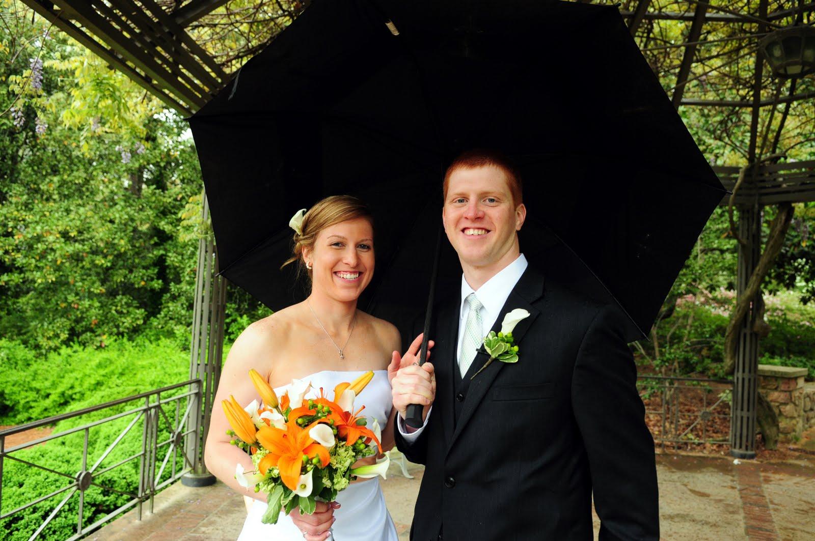 nc triangle weddings blog 6 key tips on how to keep rain