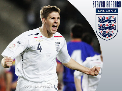 Steven Gerrard wallpapers-Club-Country