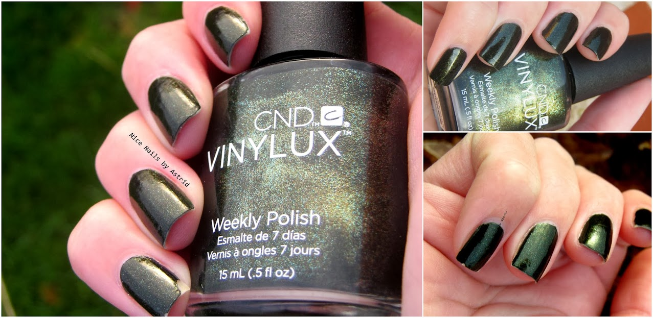 CND Vinylyx - Pretty Poison - Swatch - Nicenail by Astrid