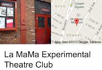Visit La MaMa E.T.C.