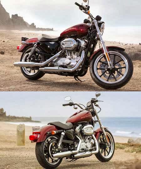 Harley Davidson Sportser SuperLow 1200T