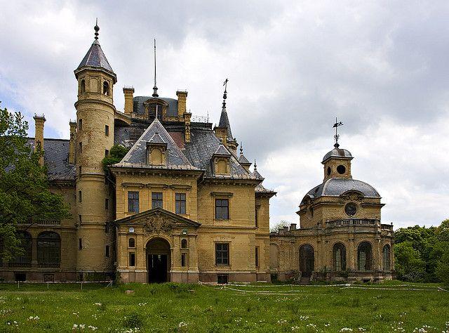 Sleeping Beauty Castle Hungary filmprincesses.blogspot.com