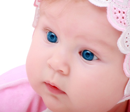 Baby Girl Wallpaper: Wallpaper: Pics Of The Cutest Babies (Baby Girl