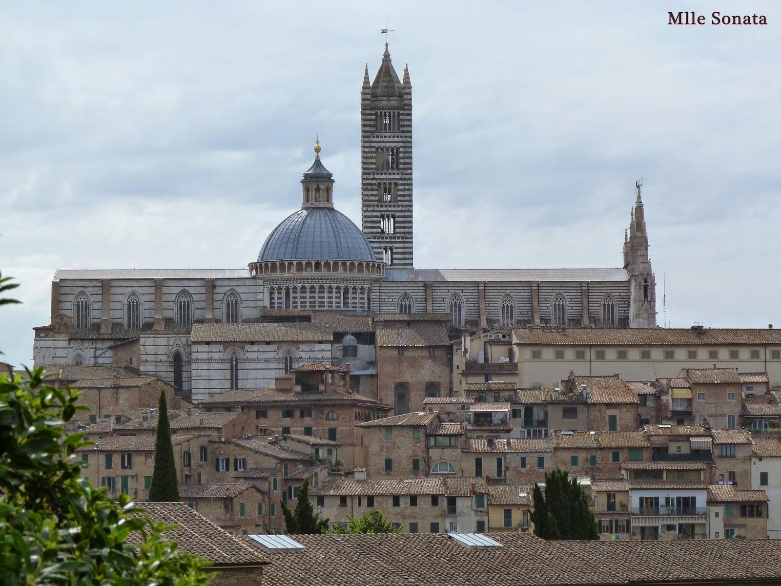 Voyage Italie Cathédrale Sienne