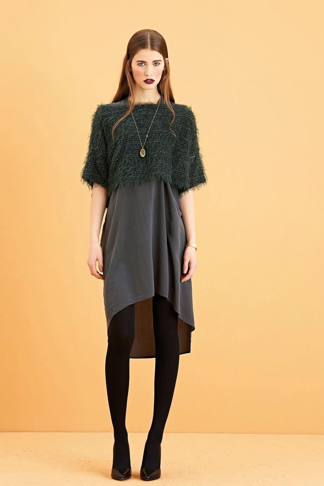 OTTOD'AME, Firma Italiana, Fashion Style, New Collection,  Looks, Cool, VIntage Style, Drees, Skirt, Pants, Blog de Moda