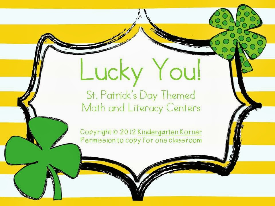 http://www.teacherspayteachers.com/Product/Lucky-You-St-Patricks-Day-Literacy-and-Math-Centers-214351