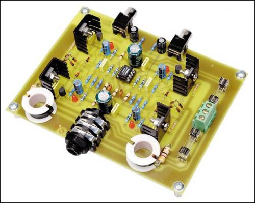 Electronic Project Circuit Pictures