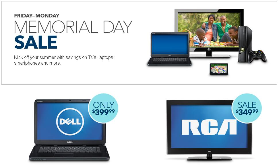 Laptop Deals Memorial Day