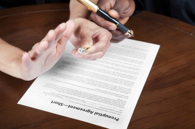Prenuptial Agreements Good Idea Or Offensive And Unromantic