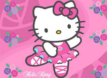Imagenes de dibujos animados Hello Kitty