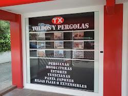 TX Toldos y Pérgolas.