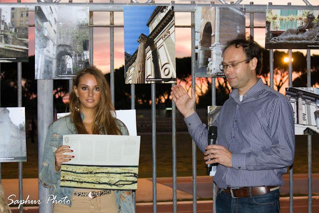 Premiazione del concorso Neapolis-Oggi