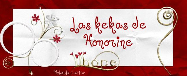 Las kekas de Honorine