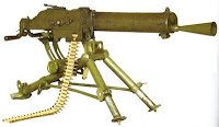 Schwarzlose MG M.07/12 heavy machine gun
