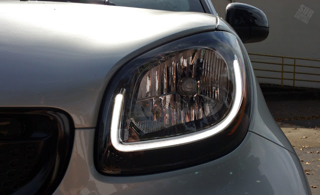 Smart Fortwo headlamp