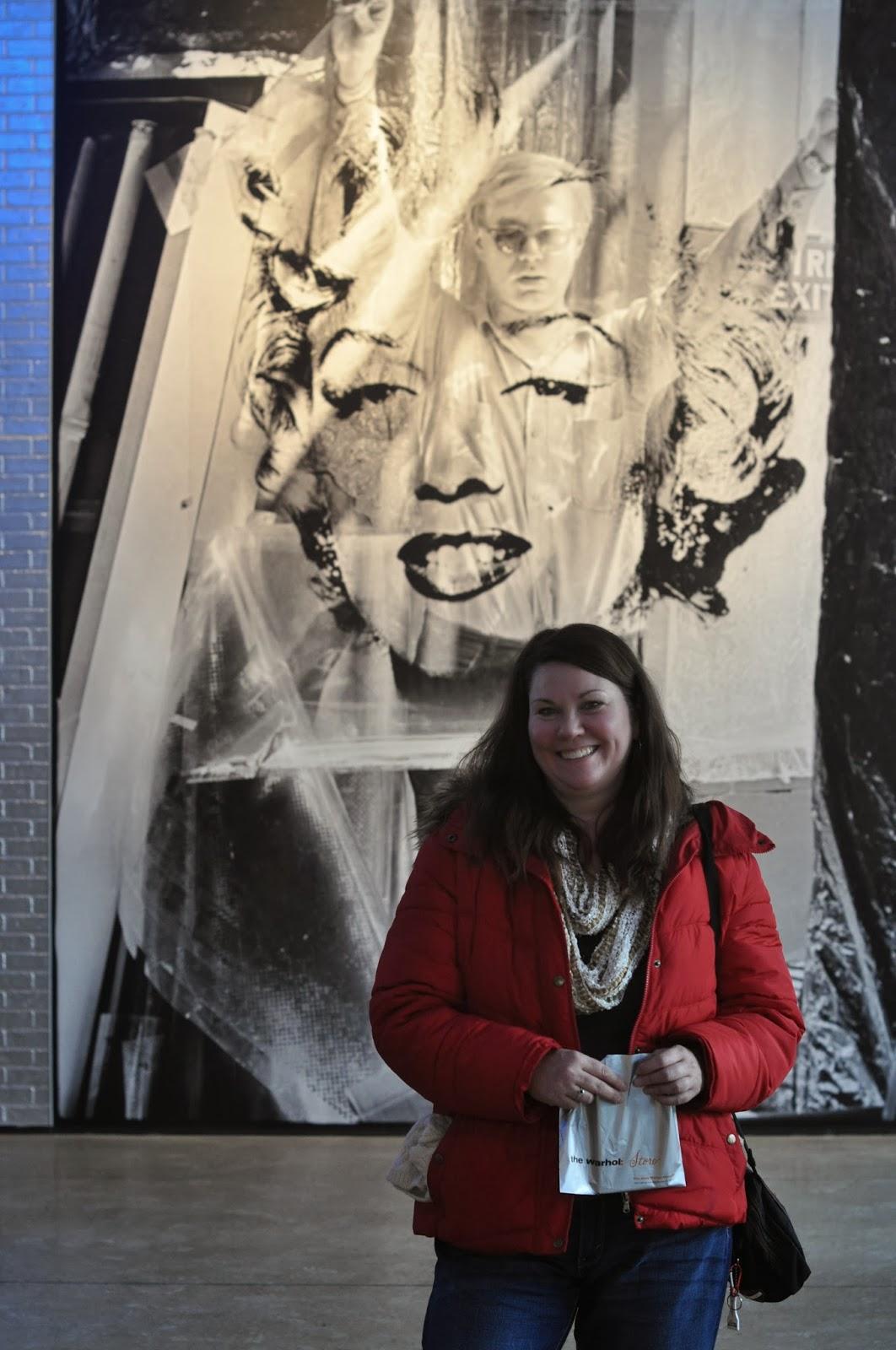 Andy Warhol Museum Inspiration