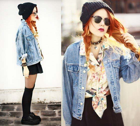 punk style clothing inspirations