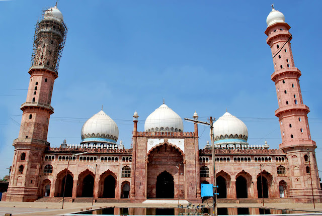 Taj-ul-Masajid bhopal wallpapers download