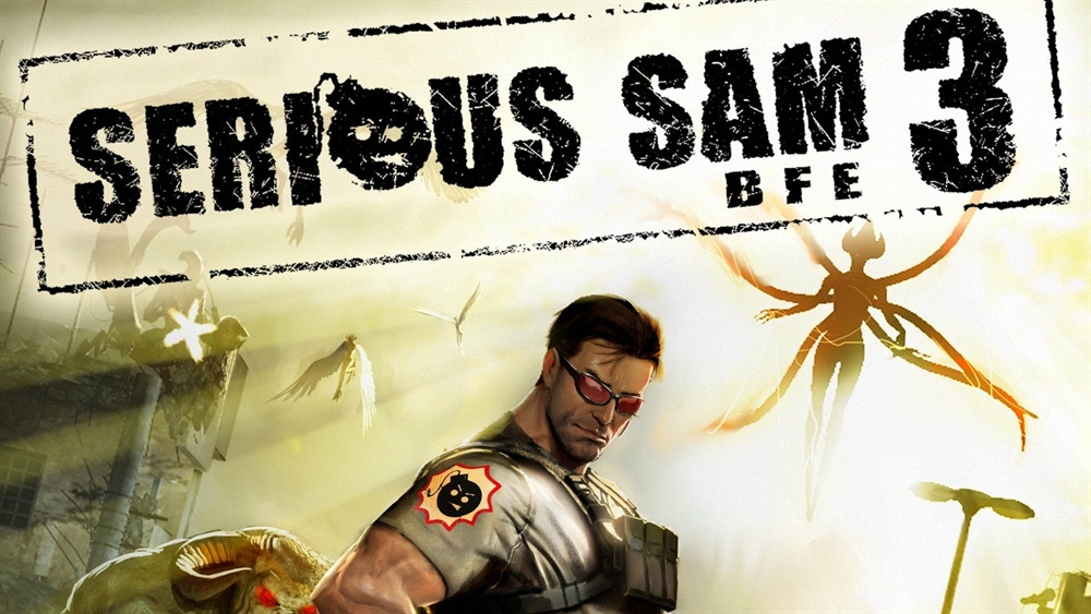 Serious Sam 3 BFE Download Poster