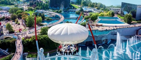 Le Futuroscope sur le podium 2015 des meilleurs parcs français