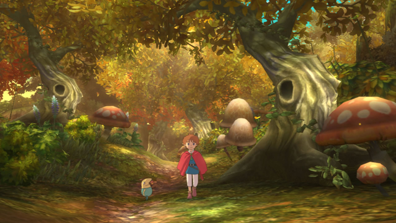 Ni No Kuni HD & Widescreen Wallpaper 0.170306565966233
