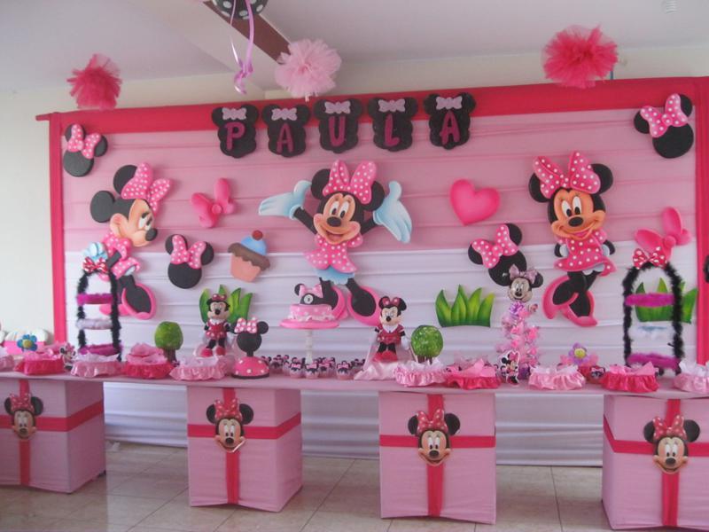 Producing shows organizadores de eventos for Decoracion fiesta infantil nina